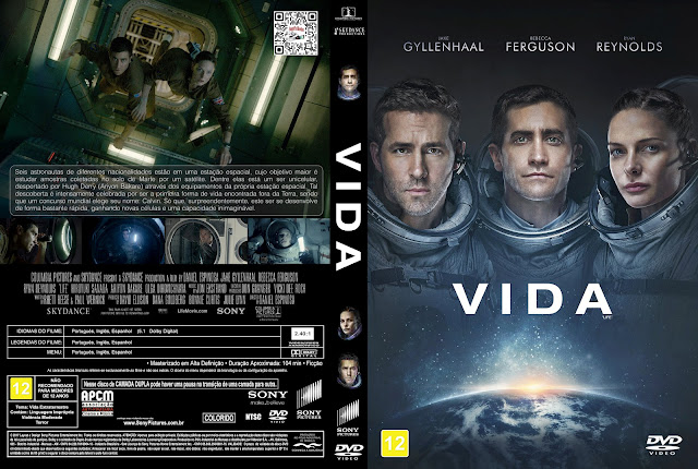 Capa DVD Vida [Custom]