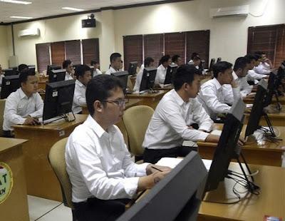 Contoh Soal SKD CPNS Kemendikbud 2017