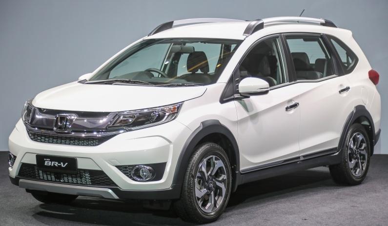 Gambar Honda Brv Baru