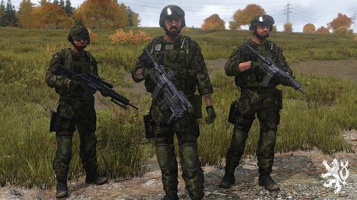 Arma3用チェコ軍MOD