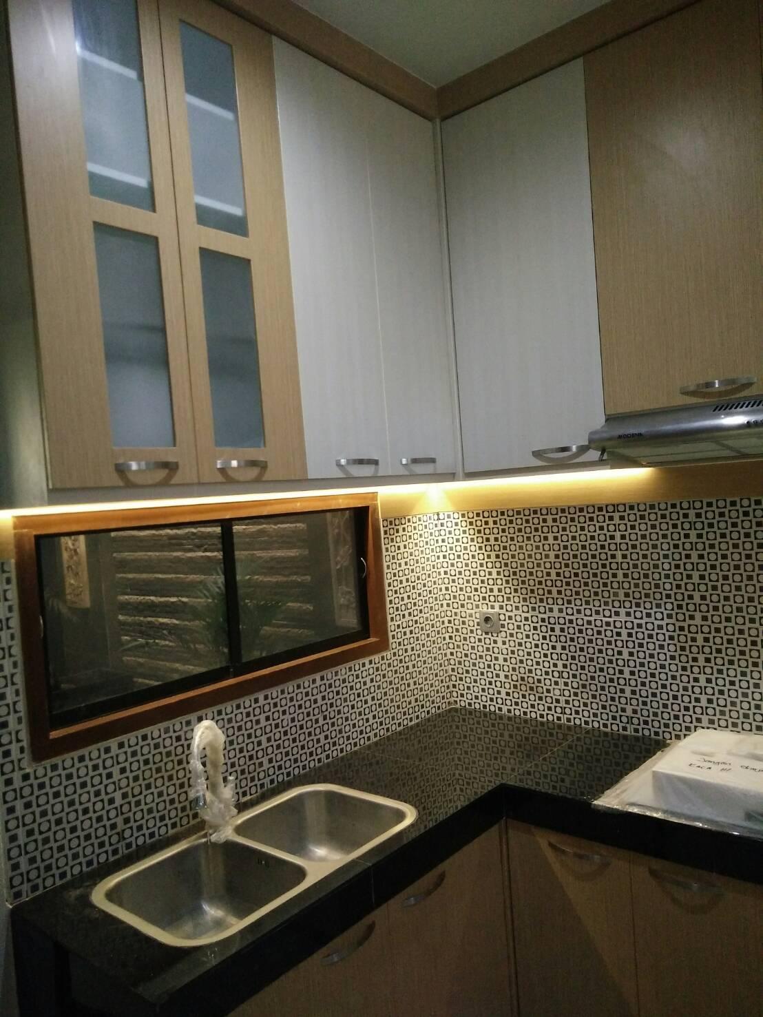 AW3 Design Interior Design 3d Consultant Dapur Kotor