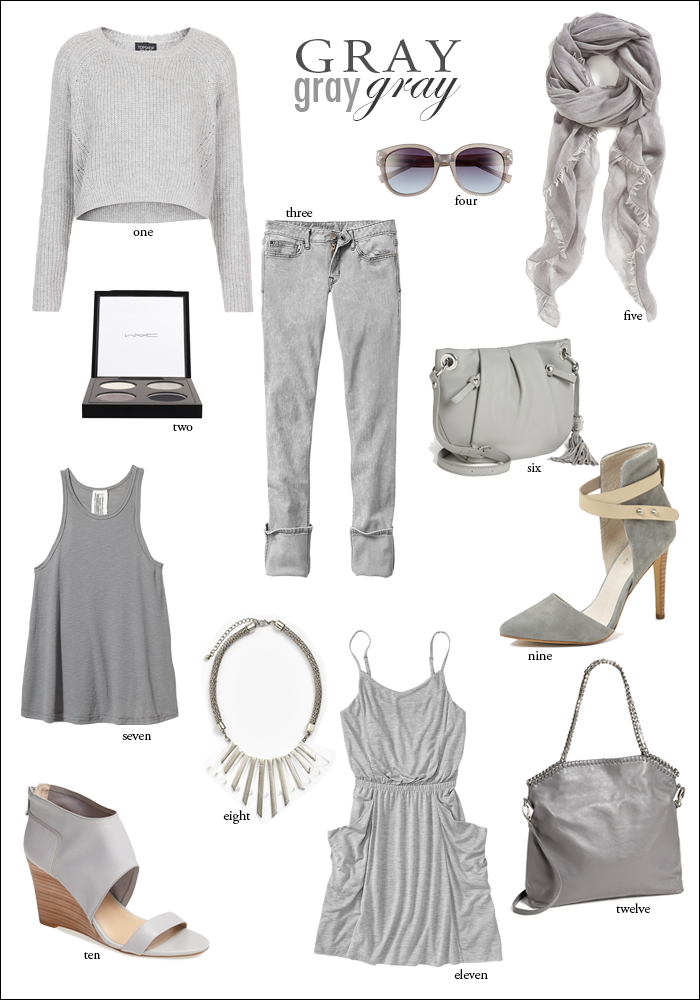 gray jeans, gray dress, spring trend, gray trend, nordstrom, gap, sole society