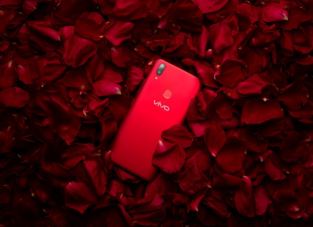 Vivo V9 Red Philippines