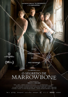"Passatempo: ""O Segredo de Marrowbone"" - Convites para as antestreias"