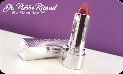 Dr Pierre Ricaud : La Vie en Rose Rouge à lèvres
