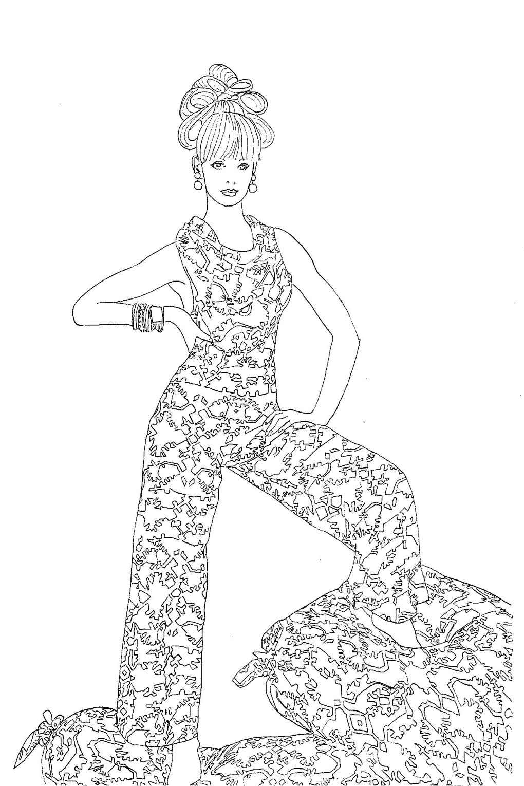 erdem coloring pages - photo #5
