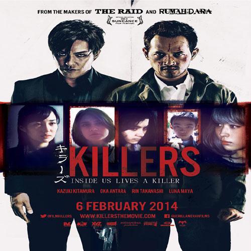 Killers, Killers Poster, Killers Film, Killers Synopsis, Killers Review, Killers Trailer