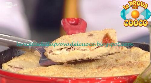 Torta di pane ricetta Moroni da Prova del Cuoco
