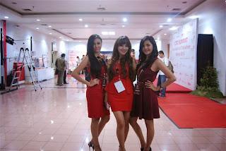 agency spg event bandung, jasa spg event bandung, agency Usher Bandung