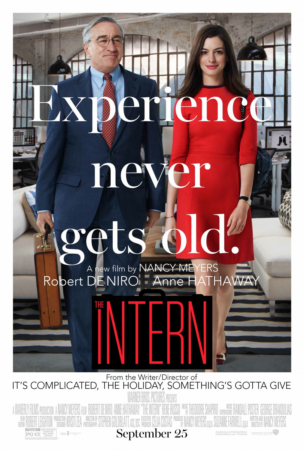 Nonton Film The Intern (2015)