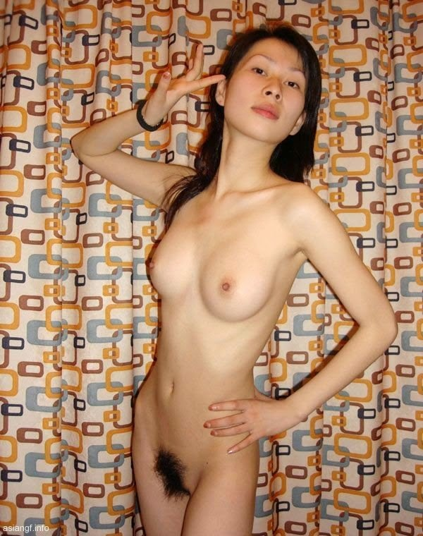 Chinese girls naked pussy