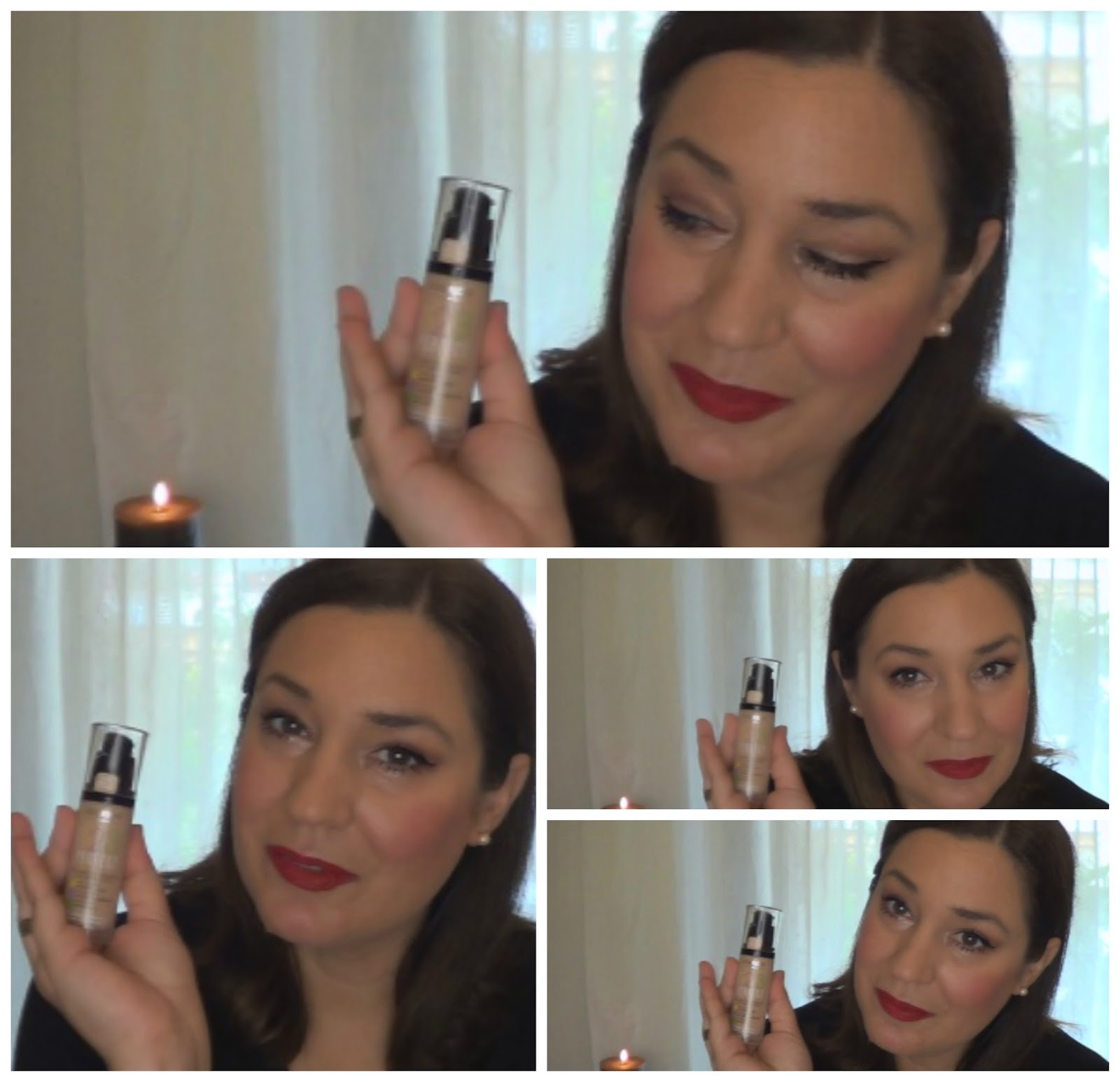 Bourjois 123 Perfect Foundation Demo & review