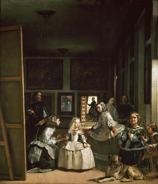 Diego Velasquez – Las Meninas [1656]