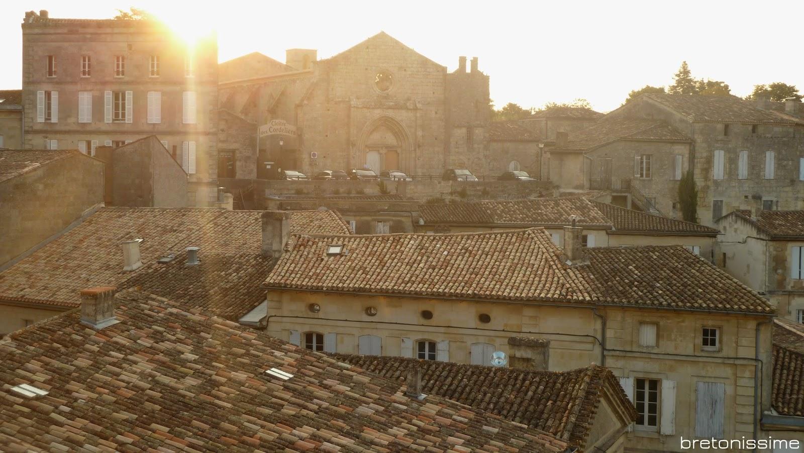 Zwiedzanie Saint Emilion