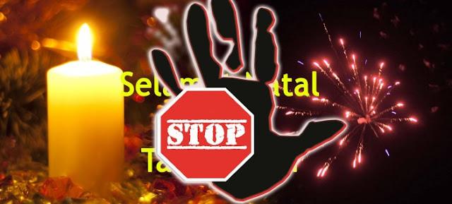 #stop_rayakan_tahun_baru