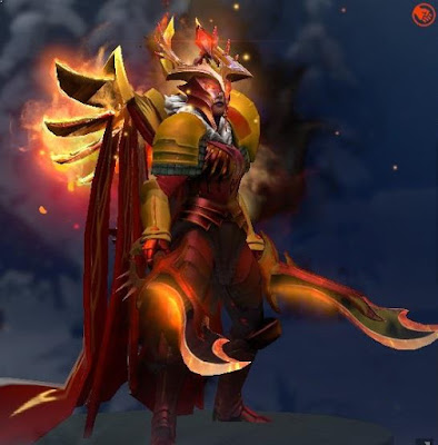 Legion Commander Blades Of Voth Domosh Dota 2 Mods