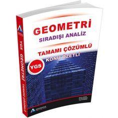 SıradışıAnaliz YGS Geometri Tamamı Çözümlü Konu Özetli (2017)