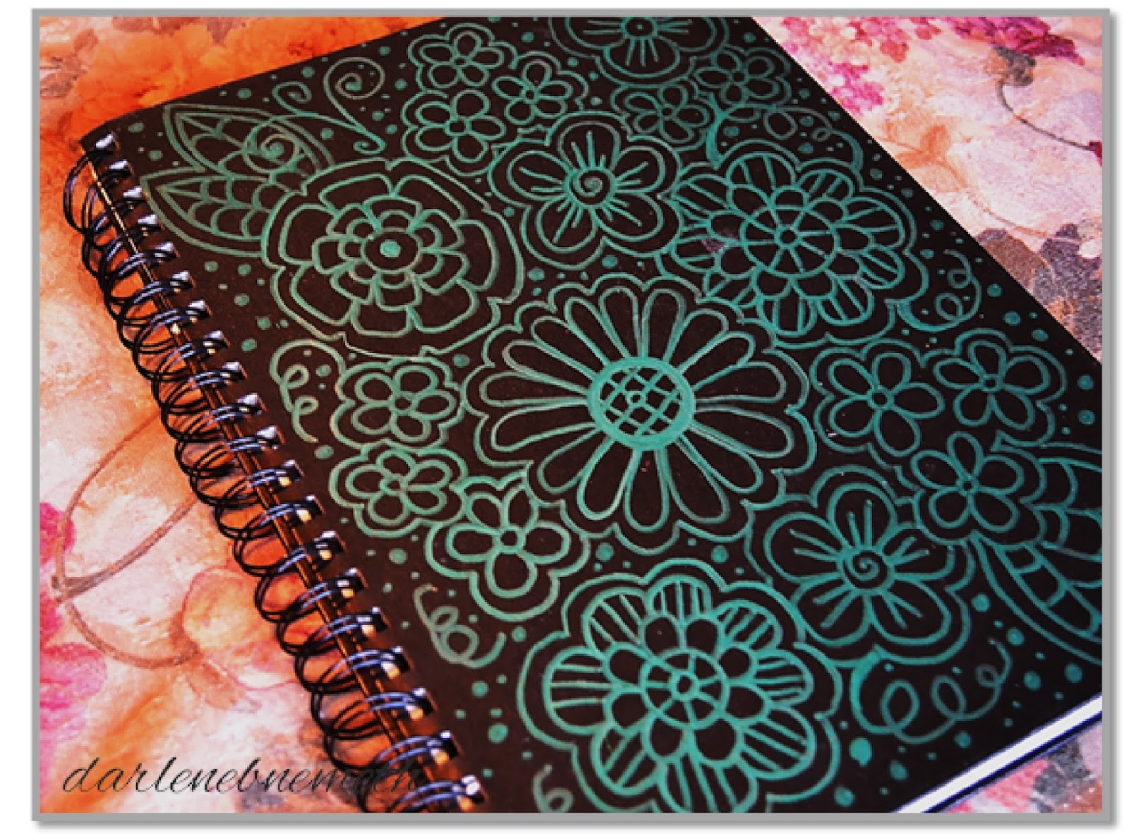 Drawing Book Cover Decoration : Let it shine art journals sketch books and decorating