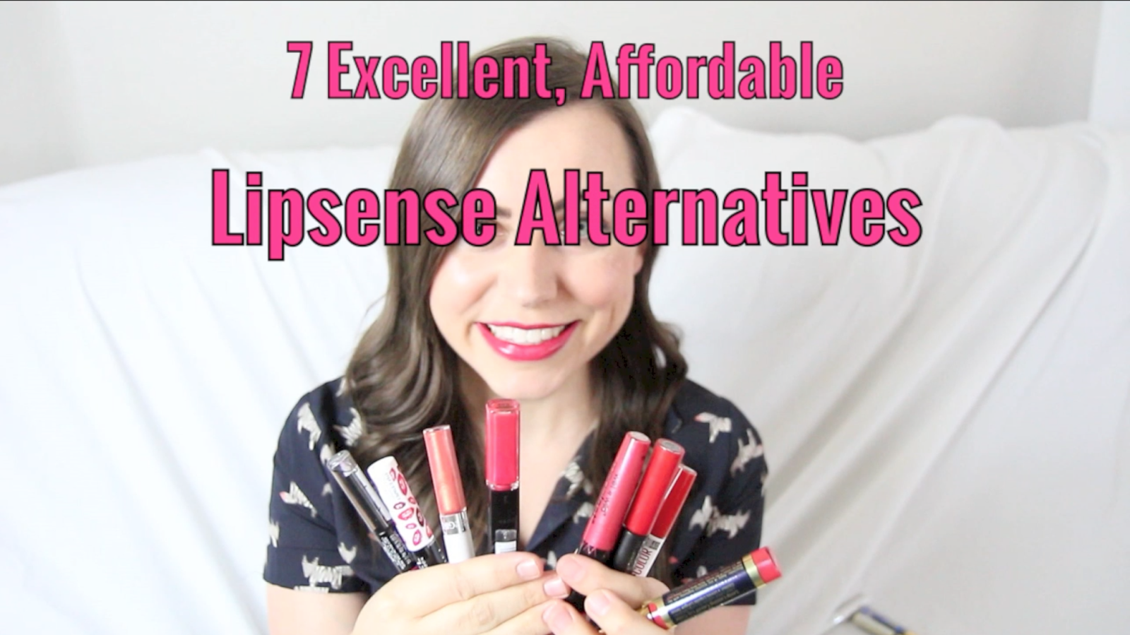 7 Excellent Affordable Lipsense Alternatives At Prices Youll Love Ecer Kiss Proof No 4