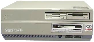 Commodore Amiga 2000HD