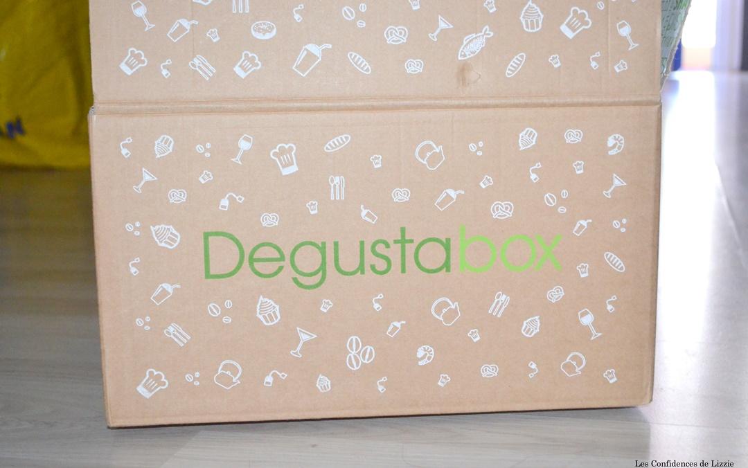 box - box food - box alimentaire - box decouverte
