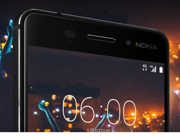 Nokia 6: First Android