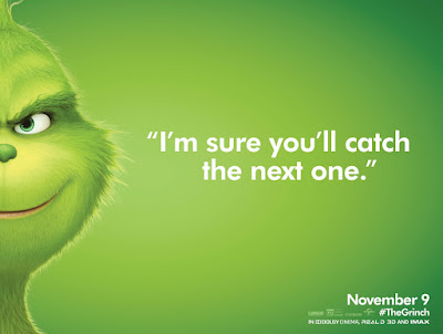 The Grinch 2018 Poster 29