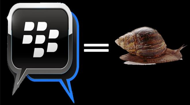 Solusi jitu mengatasi aplikasi BBM android yang Lemot ...