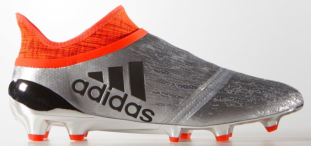 Adidas X 16 Sin Cordones