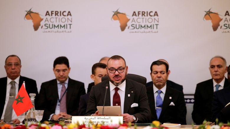 الملك محمد السادس يدعو إلى عدم التدخل في الشؤون الداخلية للدول الإفريقية !