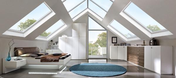 16 ideas para remodelar el tico para dormitorios de for Ideas para remodelacion de casas