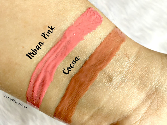 Crown Pro Lip Glosses Urban Pink Cocoa