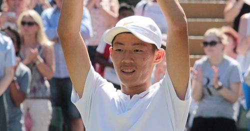 Top Seed Tseng Adds Wimbledon Boys Championship to French Title; Wangs Take Girls Doubles Title; Virtanen and Erel Claim Boys Doubles Championship