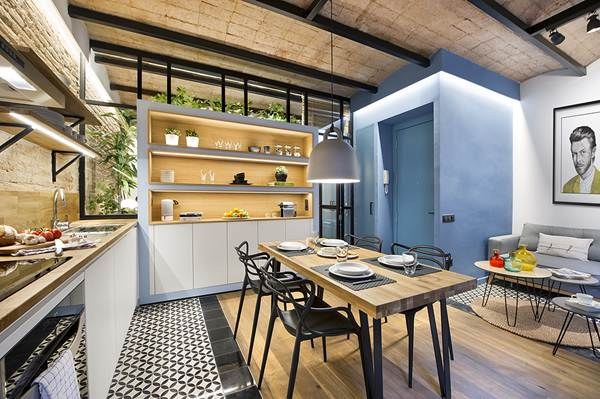 A House of 40 m2 That Will Surprise You 9