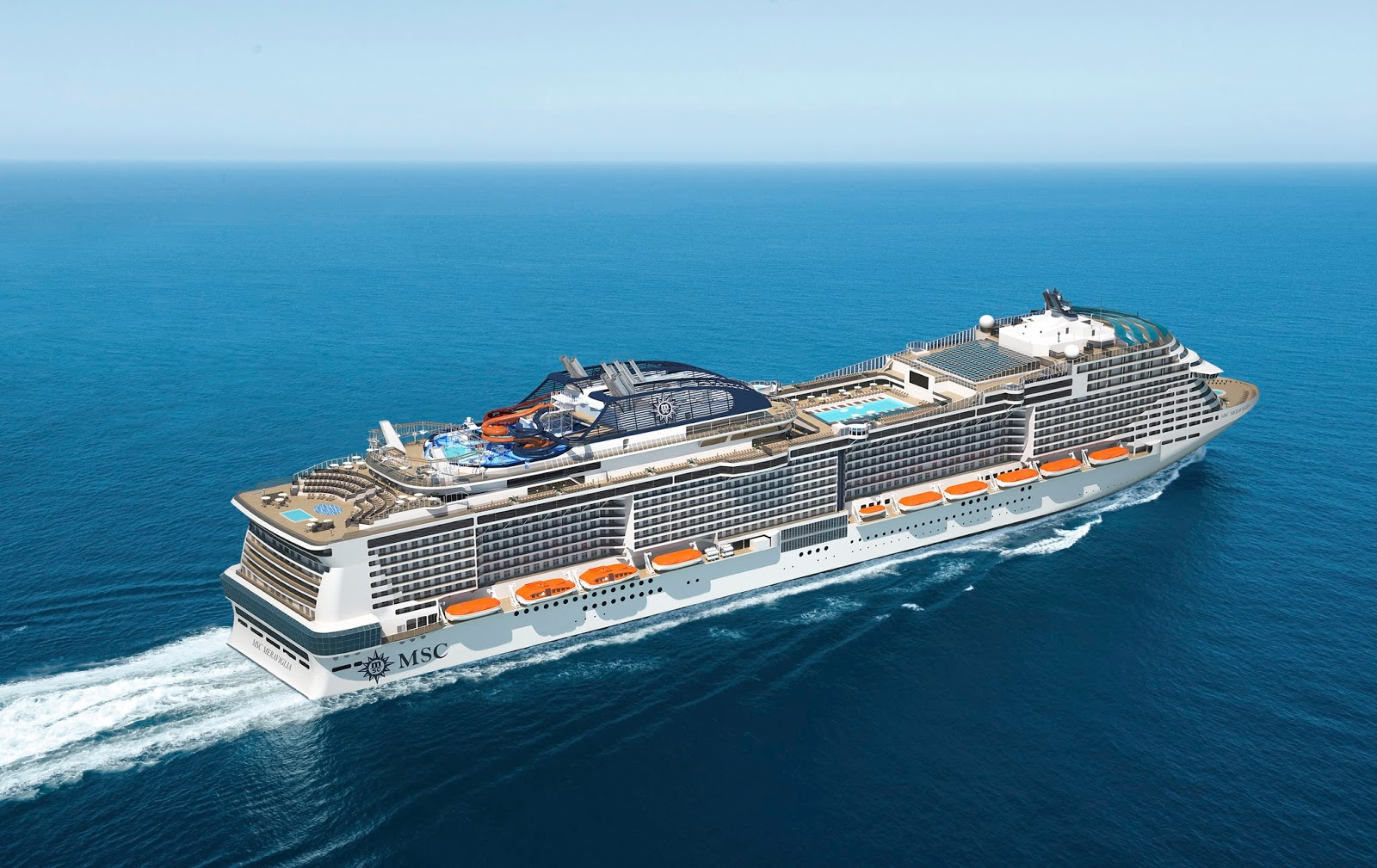 Cruise Diva MSC Cruises Next Generation Of Mega Cruise Ships - How do cruise ships float