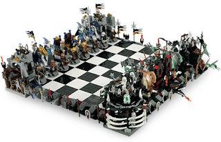 Creating Your Custom Own Lego Chess Set Community Lego Blogs Brickpicker
