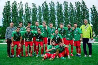 Campioanele de juniori din judetul Bacau din sezonul 2017-2018!
