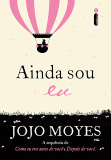 Jojo Moyes lança nova sequência de Como Eu era Antes de Você: Ainda Sou Eu