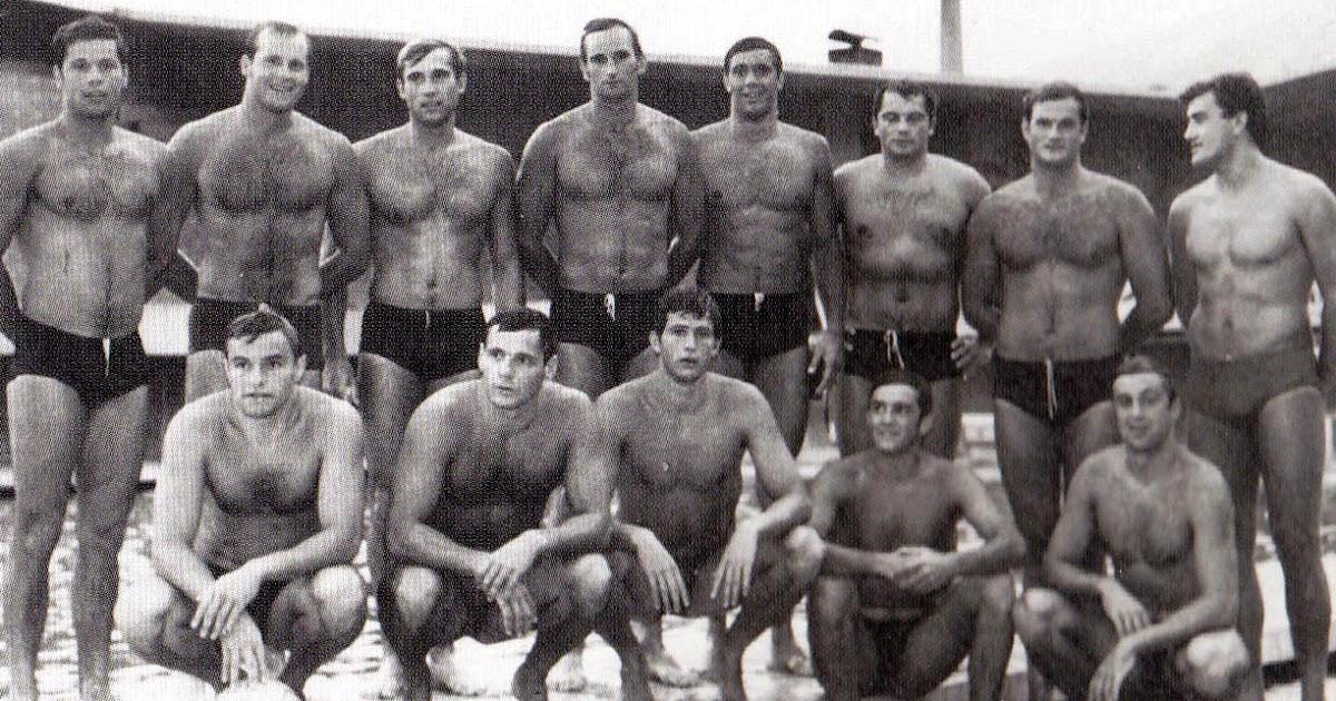 Water Polo Legends 1968 Mexico The Golden Yugoslavians