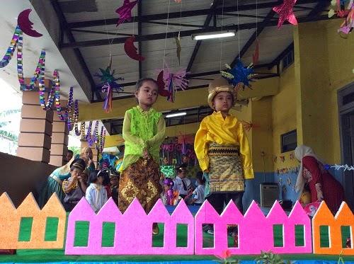 Memperingati Hari Kartini 2015 di TK Al Huda