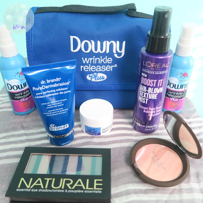 Downy Wrinkle Releaser - Travel Edition | Kat Stays Polished