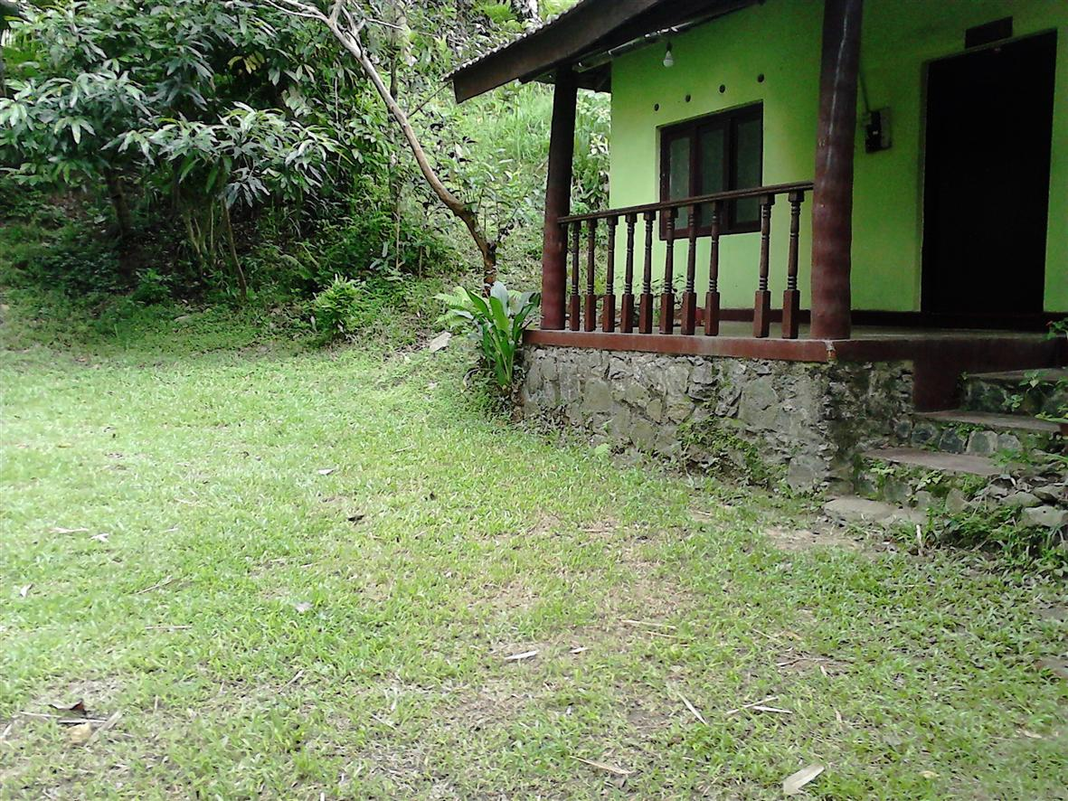 House Front View - Kandy Land for sale