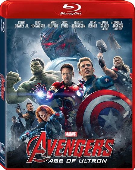 Avengers: Age of Ultron (Los Vengadores: La Era de Ultrón) (2015) 1080p BluRay REMUX 28GB mkv Dual Audio DTS-HD 7.1 ch