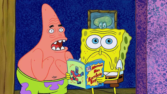 Download SpongeBob SquarePants Season 11 Episode 4 Subtitle Indonesia