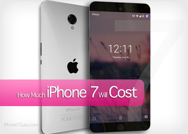 iPhone 7 Release Date and Price