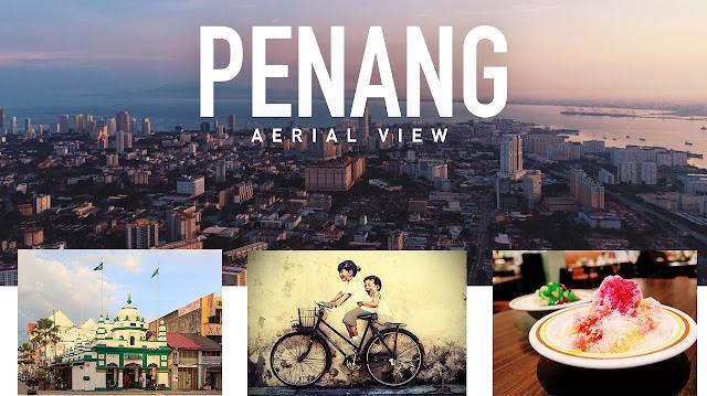 Du lịch Penang thật dễ và thật vui
