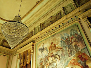 Maior Lustre do Salão Alberto Pasqualini - Palácio Piratini, Porto Alegre