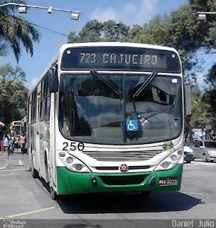 Resultado de imagem para LINHA 723 CAMPINA DO BARRETO
