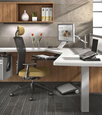 The Perks of An Ergonomic Office Interior