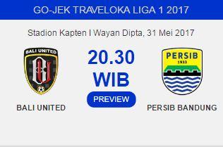 Bali United vs Persib Bandung: Djanur Waspadai Marcos Flores